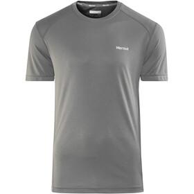 Marmot Windridge Kortærmet T-shirt Herrer grå